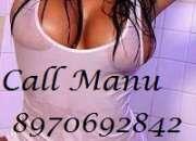 Cheap call girls in bangalore call manu 8970692842 koramangala